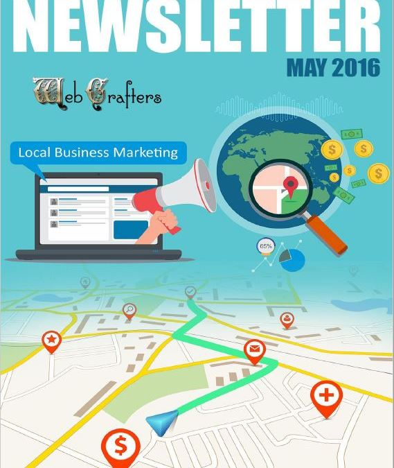 WebCrafters LLC SEO Newsletter May 2016