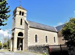 Église de Devay Nièvre Passion
