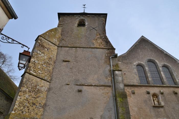 Église du Château de Saint Pierre du Mont