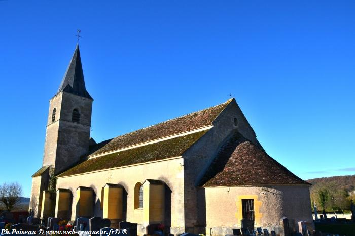 Église de Brèves
