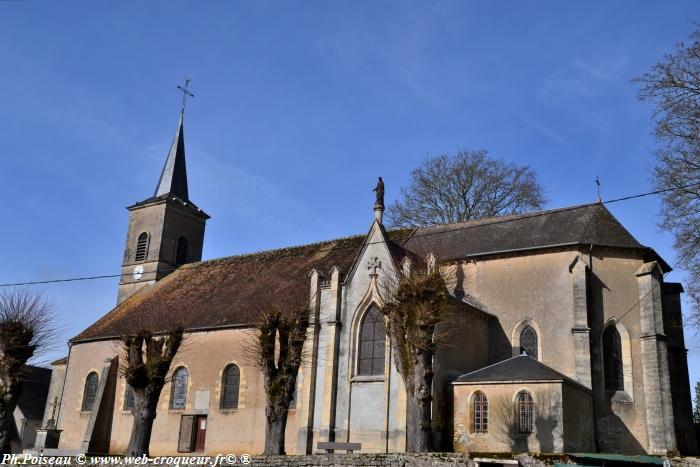 Église d'Aunay en Bazois