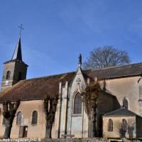 Église d'Aunay en Bazois - Église Saint Étienne