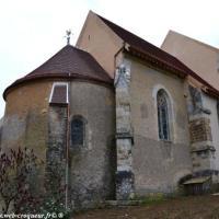 Église de Courcelles - Église Saint Nicolas