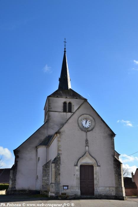 Église de Montapas