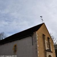Église de Tronsanges - Église Saint-Abdon et Saint-Blaise