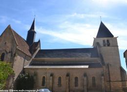 L'église de Lurcy le Bourg