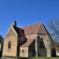 Église de Cessy les Bois - Saint Christophe un beau patrimoine