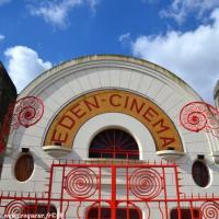 Cinéma Éden de Cosne-Cours-sur-Loire - Patrimoine