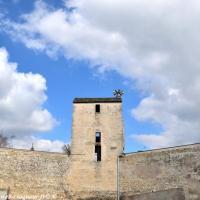 Château fort de Cosne Cours sur Loire - Forteresse