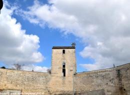 Château fort de Cosne Cours sur Loire