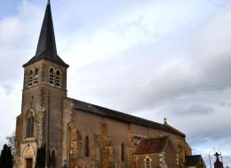 Église de Saint Jean aux Amognes