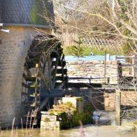 Moulin de Montapas - Patrimoine vernaculaire