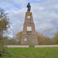 Statue du Sacré Cœur de Varzy