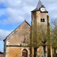 Église de La Maison Dieu - Église Saint Jean Baptiste