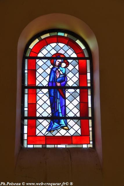 vitraux de Sardy lès Épiry