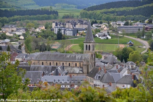 Église de Château-Chinon