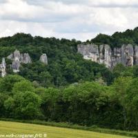 Les Roches de Basse Ville - Falaise des Roches