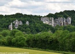Les Roches de Basse Ville Nièvre Passion