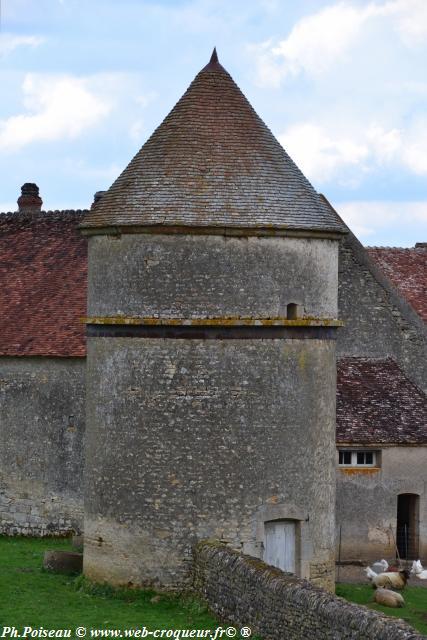 Pigeonnier de Chazeuil