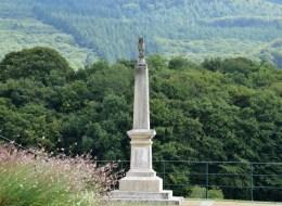 Monument Saint Hilaire en Morvan
