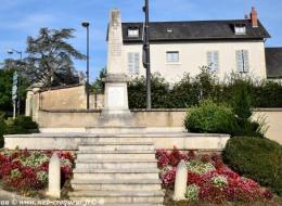 Monument aux morts de coulanges les Nevers