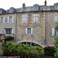 Le Moulin d'Écorce de Nevers un beau patrimoine