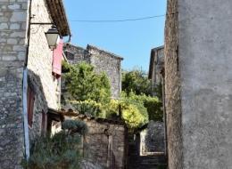 Mirmande Village en Drôme