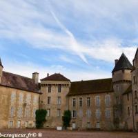 Château de Vandenesse- Forteresse de Vandenesse
