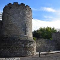 Château de Decize - Château fort de Decize