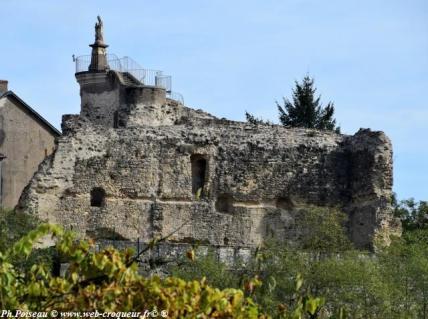Château de Decize Nièvre Passion