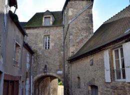 La Porte du Marquis d'Ancre de Decize