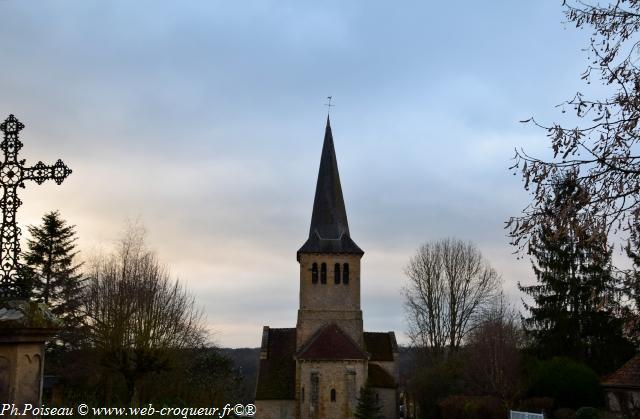 l'Église de Verneuil