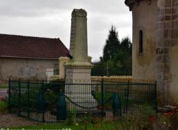 Monument aux Morts de Tresnay