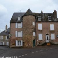 Ancienne tour de Saint Saulge - Fortification