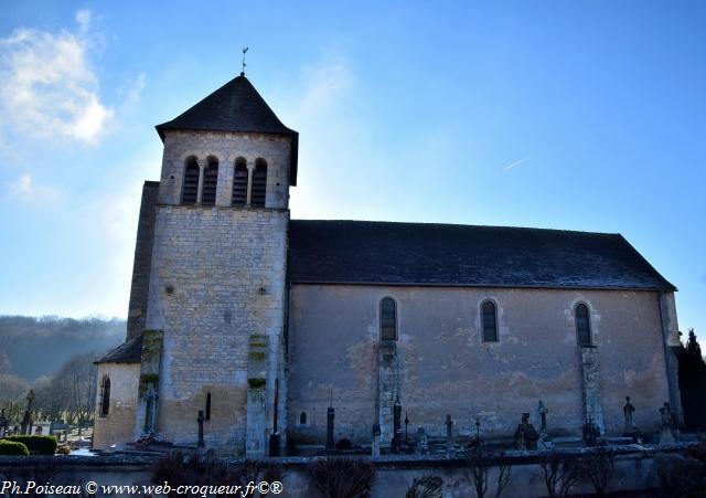 Église de Sauvigny les Bois