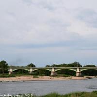 Le Pont de Chemin de Fer de Nevers - Patrimoine