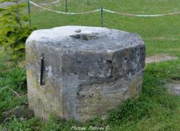 Ancienne croix de Cervenon Nièvre Passion