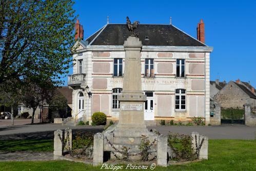 poste de Saint Révérien
