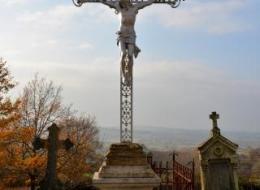 Calvaire du cimeterre de Dompierre sur Hery
