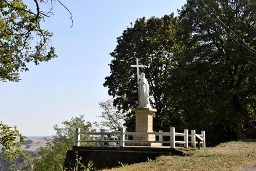 Calvaire de Trucy-l'Orgueilleux Nièvre Passion
