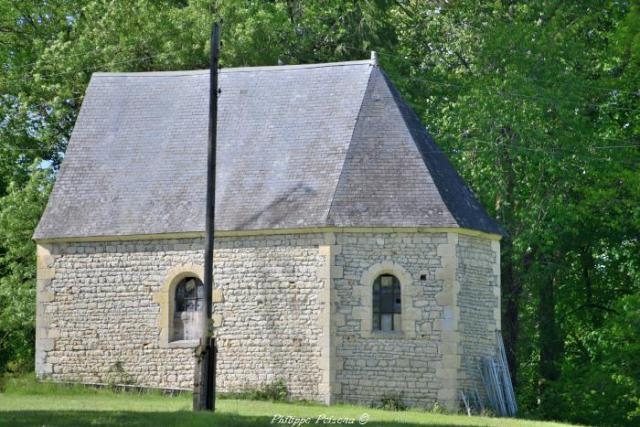 Chapelle du château de Bizy
