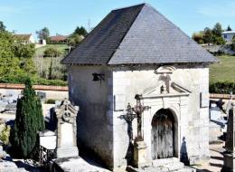 Chapelle du cimetière à Pouilly-sur-Loire