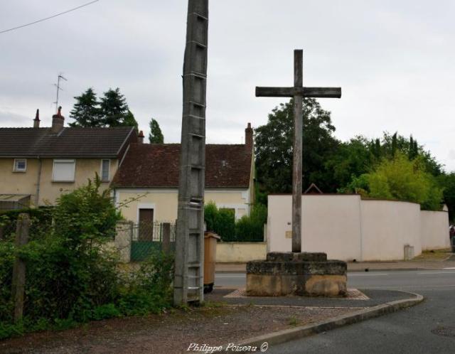 Croix Saint-Lazare du faubourg du Grand Mouësse