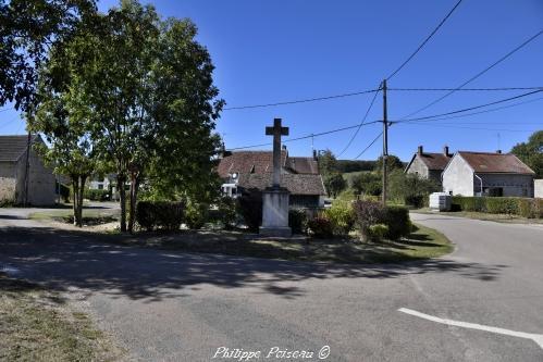 Croix de Jussy Nièvre Passion