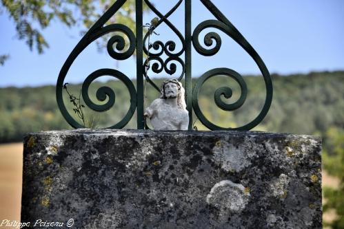 Base de la croix Nièvre Passion