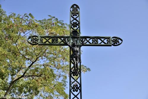 Crucifix de Teigny Nièvre Passion