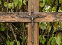 Croix de carrefour de l' Huis Hardy Nièvre Passion