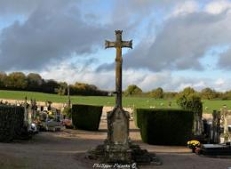Croix du cimetière de Saint Sulpice