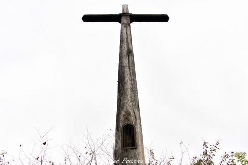 Croix monumentale de Chatin Nièvre Passion