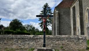 Crucifix d'Arbourse Nièvre Passion